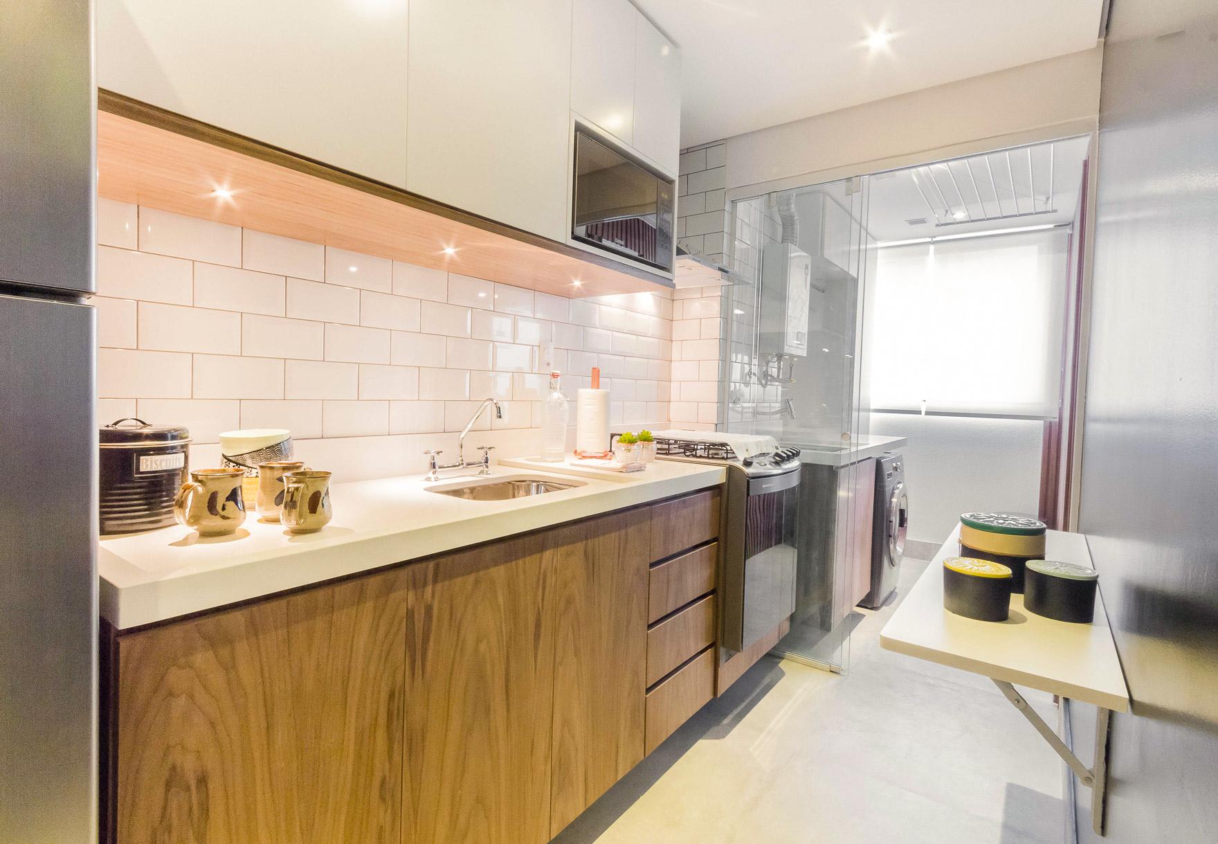 Divisoria Cozinha Americana Cozinha Simples E Economica Imagem